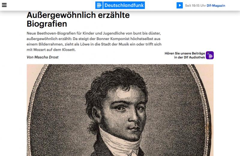 Deutschlandfunk Beethoven